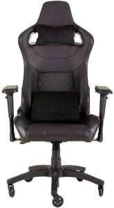 Corsair T1 Ultra-Wide Console gaming chair for 200
