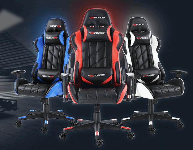 GTFORCE PRO GT best gaming chair in uk for professionals
