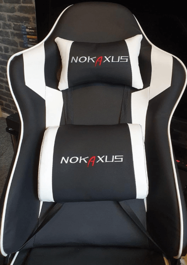 NOKAXUS best large size wide gaming chair