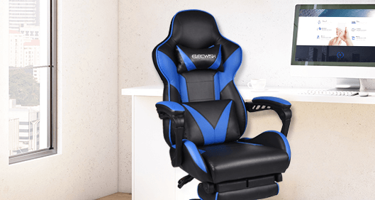 YOURLITEAMZ ideal game chair for PS$ and Xbox one and PS5