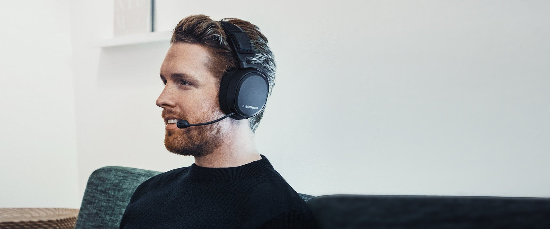 arctis pro wireless with hi-res capable speaker drivers