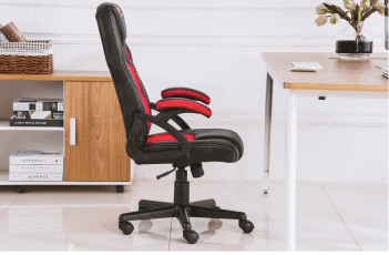 play haha chair with Soft and durable sponge-padded armrest