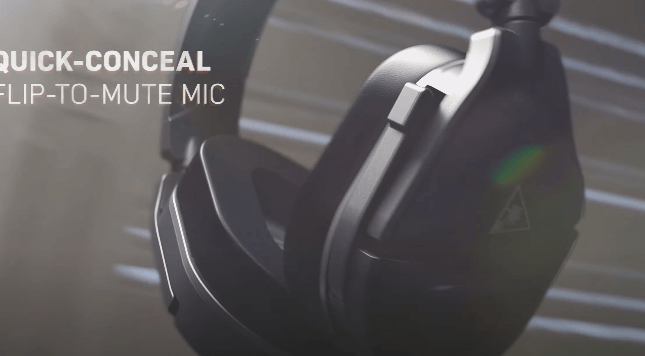 turtle beach 700 headset with flip-to-mute mic