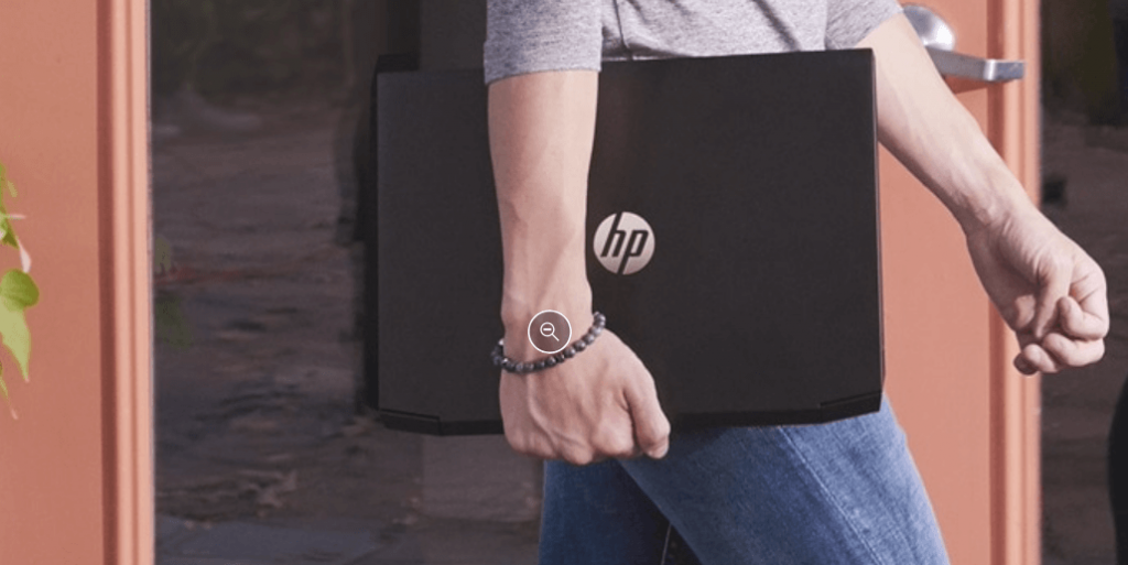 HP Pavilion 15 Good cheap gaming laptop with Dedicated Graphics under 900