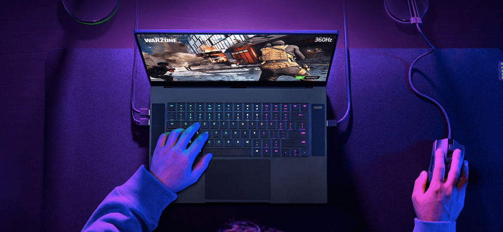 Razer Blade 15 the best budget gaming laptop in Uk and the world